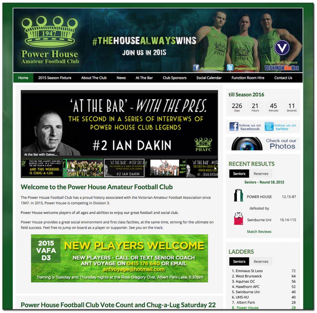 Power House Amateur Football Club