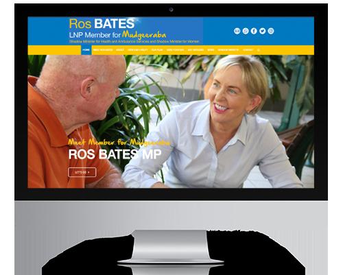 Ros Bates MP